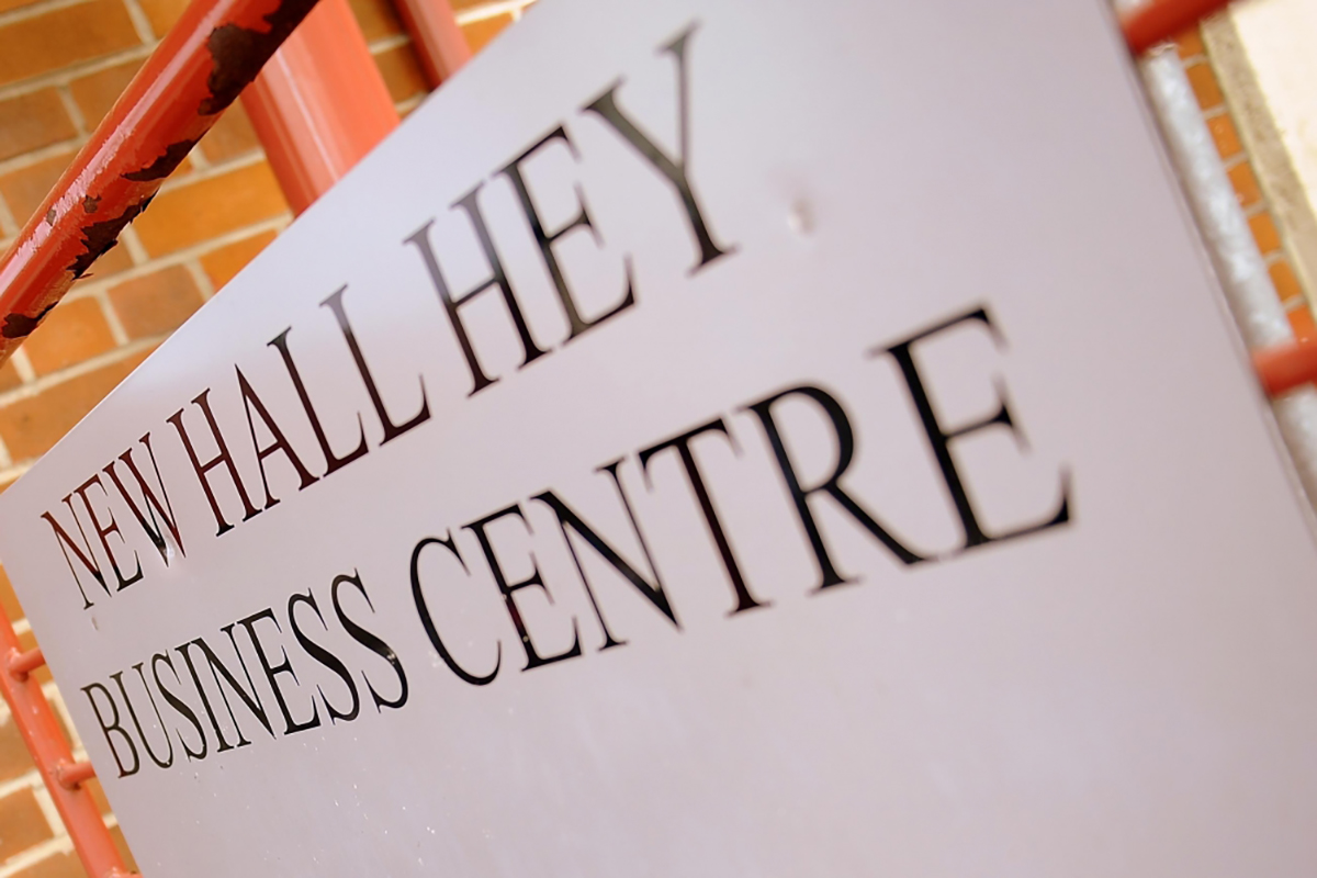 New Hall Hey Business Centre
